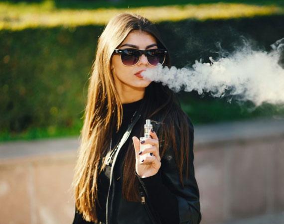 Cigarettes électroniques pour femmes
